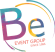 Be Event logo